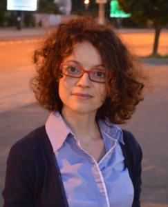 Poza despre Cabinet psihologic bucuresti Cristina Dinu.